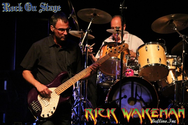 Rock On Stage Shows Internacionais Rick Wakeman Journey To ...