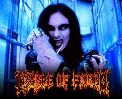 Cradle of Filth Cradlecapa