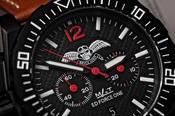 381c78ae80b Relógio oficial de Bruce Dickinson foi lançado pela Matwatches