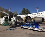 d094546ba ... motores após um incidente no último fim de semana, deve estar pronta  para voo no dia 23 de março, próxima quarta-feira, a tempo dos shows de  Fortaleza e ...
